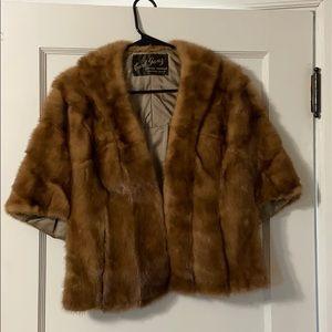 Vintage Women's Carl Ganz Fur Coat